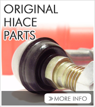 ORIGINAL HIACE PARTS