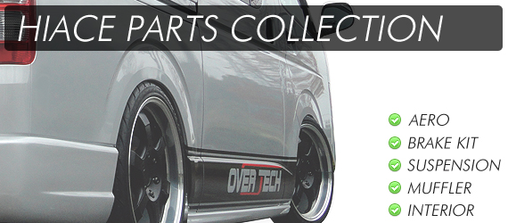 HIACE PARTS COLLECTION